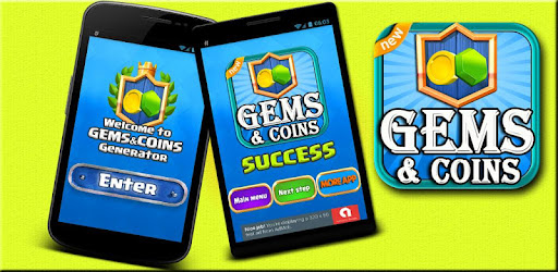 Gems Clash Royale SIMULATOR for PC