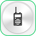 walkie talkie voip wifi radio icon