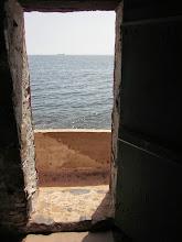 Photo: Door of no return at Gorée island