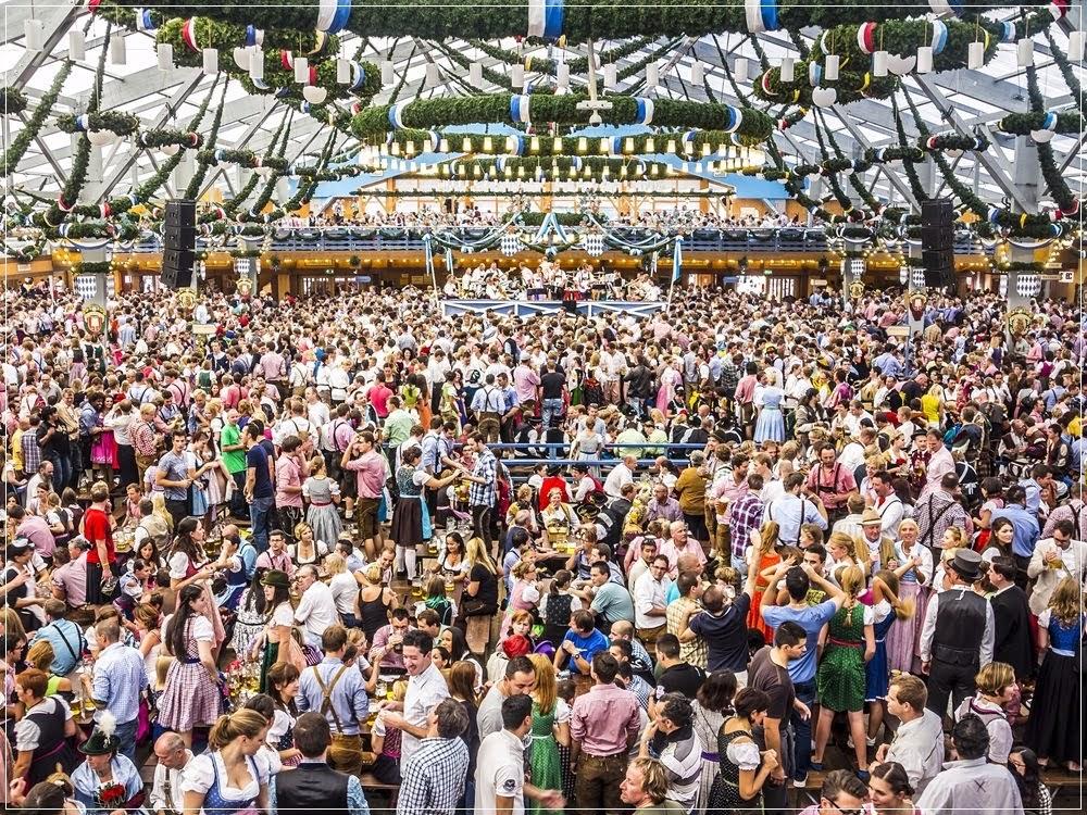 Oktoberfest, a maior festa alemã do mundo
