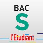 Bac S 2018 avec l'Etudiant icon