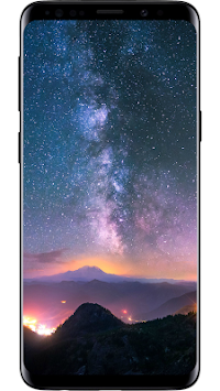 Download Galaxy S9 Live Wallpapers 4k Amoled Color Screen Apk