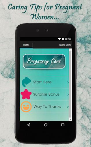 Pregnancy Care Tips