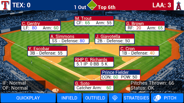 MLB Manager 2016- screenshot thumbnail