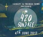 420 SunDaze 4th June 2017 : Trenchtown Obs