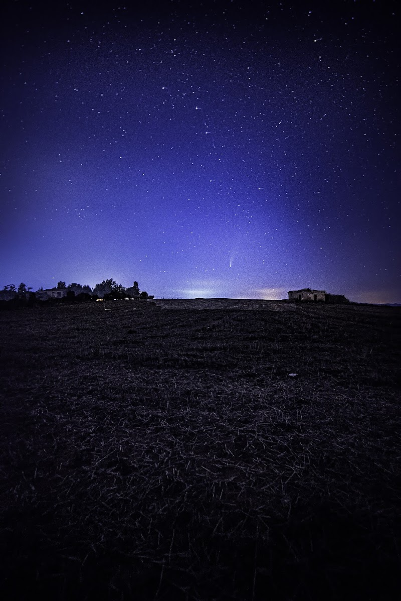 comete newoise. di giovanni_messina