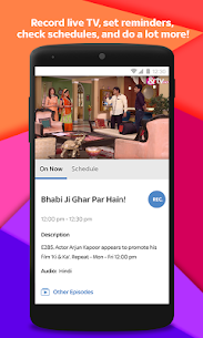 Tata Sky Mobile- Live TV, Movies, Sports, Recharge  App Download For Android and iPhone 5