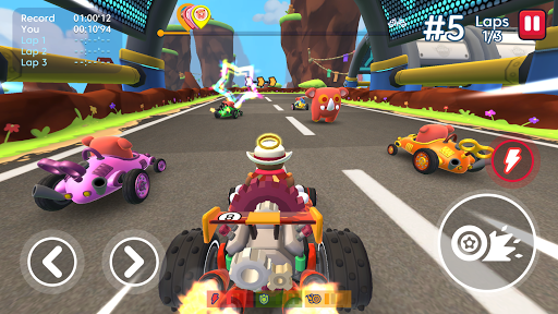 Starlit On Wheels: Super Kart 3.3 screenshots 3