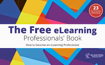 Photo: The Free eLearning Professionals' eBook http://elearningindustry.com/the-free-ebook-how-to-become-an-elearning-professional