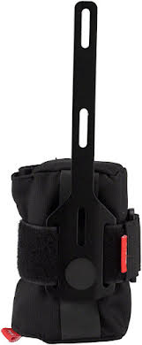 Salsa Anything Bracket with Strap and Pack: Black alternate image 2