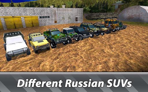 Russian SUV Offroad Simulator 1.3 screenshots 8