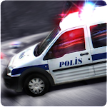 Police Simulator Icon