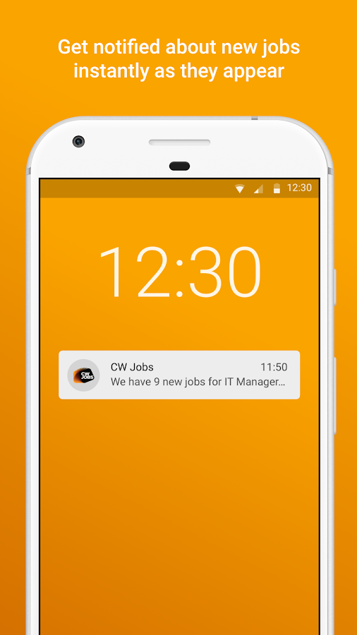 CWJobs- screenshot