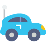 Mobil Biru AR icon