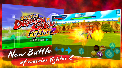 Saiyan Dragon Goku: Fighter Z 1.2.0 screenshots 6