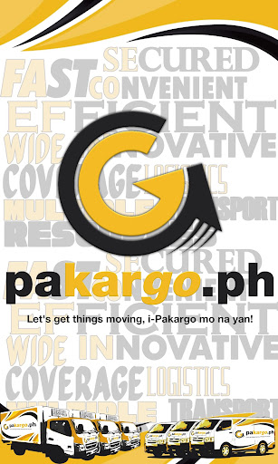 PAKARGO.PH Driver App screenshot 1
