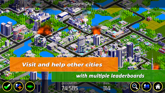 Designer City 2: city building game (Unreleased)- screenshot thumbnail