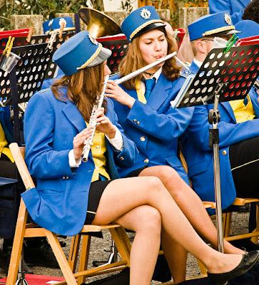 Belle interpreti del flauto traverso di lcanest