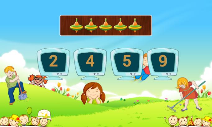 Math Learning Games 2016- screenshot thumbnail