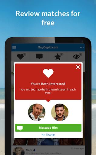 GayCupid - Gay Dating App 2.3.9.1937 screenshots 11