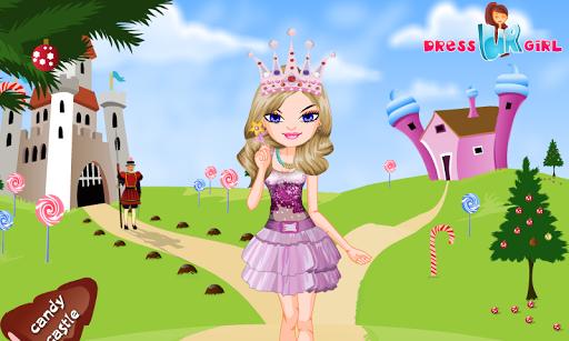 Candyland Queen