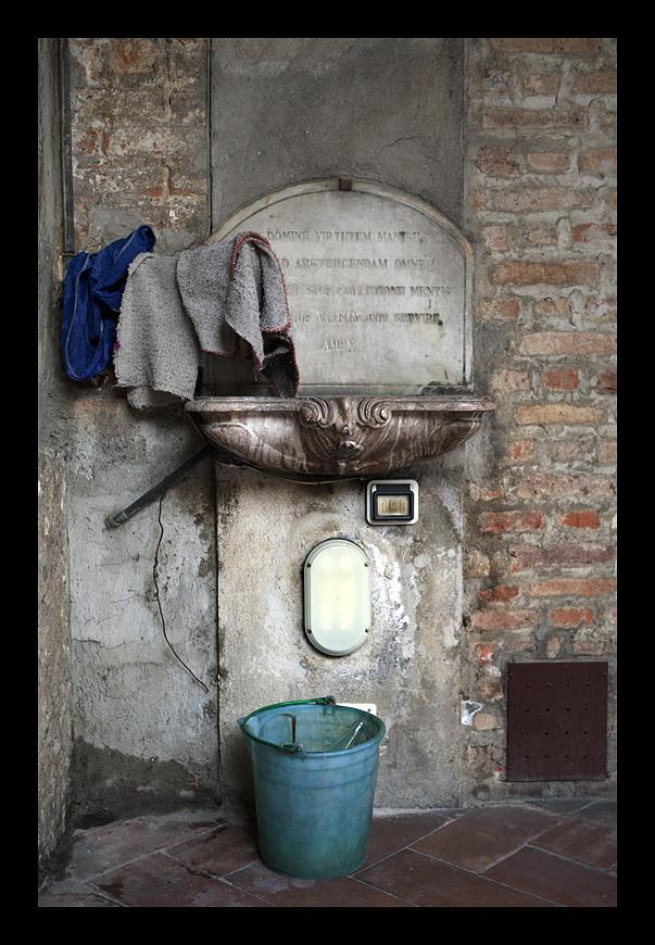 Stazione di lavaggio di DOSSIG