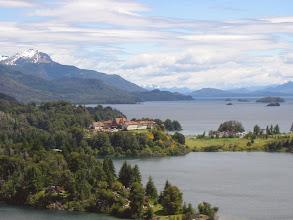 Photo: Hotel Llao Llao in Nahuel Huapi National Park