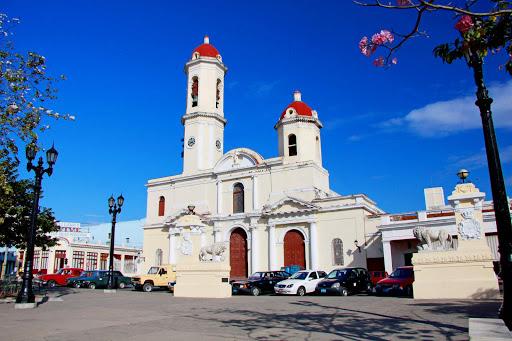 Catedral de la Purísima Concepción in Santa Isabel, Cienfuegos, Cuba.