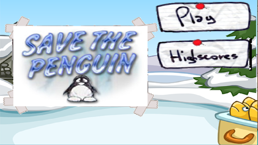 Save Penguin