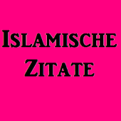 Islamische Zitate