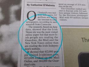 Photo: Comscore and Irish Times