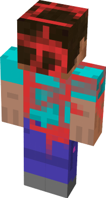 ANOMALY 00005 IS A BLODDY MIXED STEVE ENDERMAN.HE CAN TELEPORT,FLY, AND AND HE CAN KILL A MORTAL AND NOT IMMORTAL MOBS. AND THATS PRETTY MUCH IT.