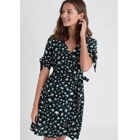 Shimmer Dress, Green Leo - Dry Lake