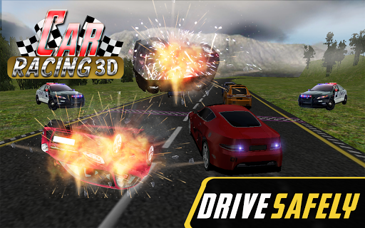 Need More Speed Car Racing 3D