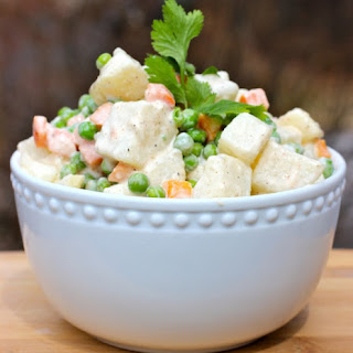 Ensalada Rusa (Russian Salad) Recipe