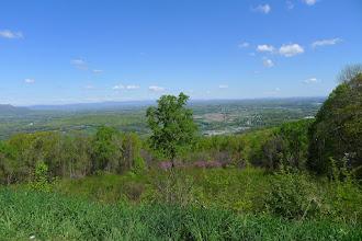 Photo: Shenandoah Nat'l Pk view from Skyline Dr