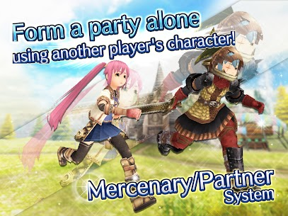 RPG Toram Online Mod Apk Download For Android and Iphone 6
