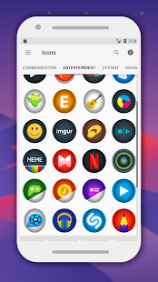 Flox - Icon Pack Screenshot