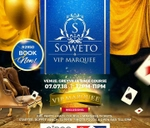 SOWETO VIP MARQUEE @ DURBAN JULY 2018 : Vodacom Durban July @ Greyville Race Course