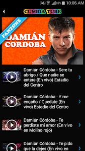 CumbiaTube -  Cumbia screenshot 1