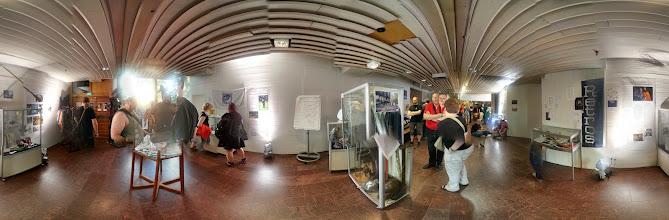 Photo: Ropeconin historiallinen näyttely.
