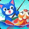 Hello! Fish: Cat Fisherman icon