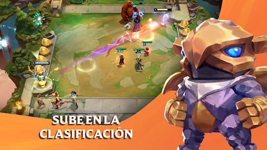 Teamfight Tactics, el juego de estrategia de LoL 4