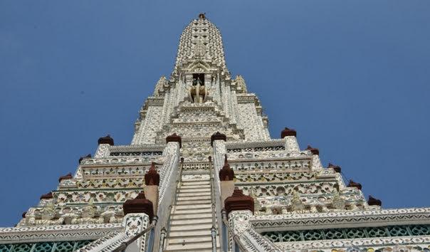 Templo de Dawn (Wat Arun)
