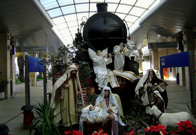 Natale in stazione di ariosa