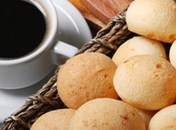 Pão De Queijo (brazilian Cheese Bread) Recipe