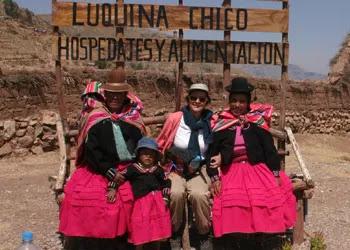 Tour uros - taquile - luquina