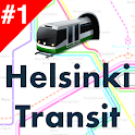Helsinki Transit: Offline HSL HRL HKL and maps icon
