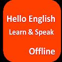Hello English: Learn and Speak (इंग्लिश सीखे) icon