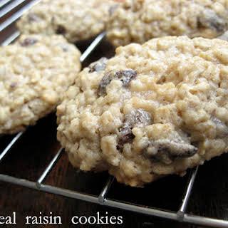 Oatmeal Raisin Cookies Recipes.